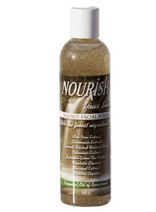 Nourish Walnut Facial Scrub