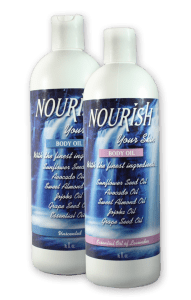 Nourish Body Oil