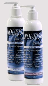 Nourish Body Lotions-8oz
