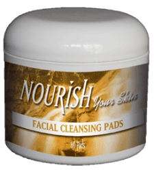 Nourish Facial Cleansing Pads