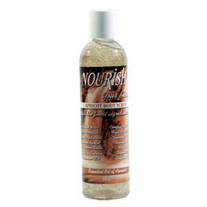 Nourish Your Skin Apricot Body Scrub