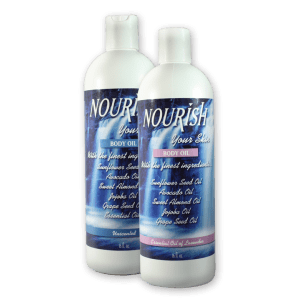 Nourish Your Skin Body Oil