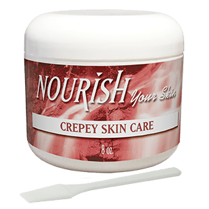 Nourish Your Skin Crepey Skin Care