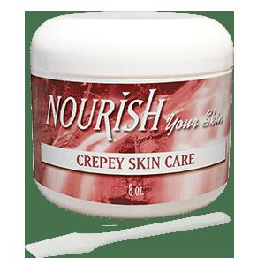 Nourish Your Skin Crepey Skin Care