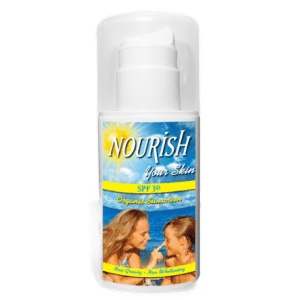 Nourish Your Skin Organic Sunscreen