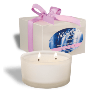 Nourish Your Skin Soy Candle
