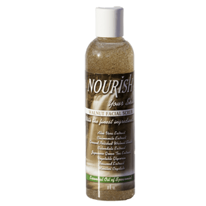 Nourish Your Skin Walnut Facial Scrub