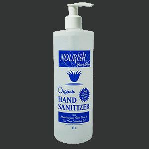 Nourish Hand Sanitizer